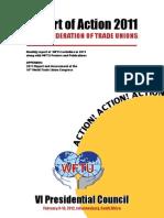 VI Presidential Council_Report of Action 2011_EN