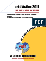VI Presidential Council_Report of Action_FR