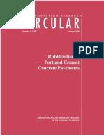 Tech Rubblization20060101