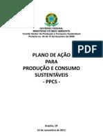 Plano de ação para o consumo sustentável - Governo Federal