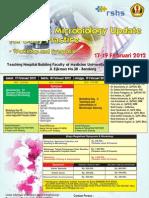Poster FA Microbiology Diagnostic WS & Symposia