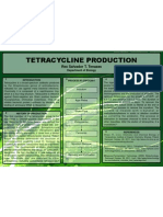 Tetracycline Poster
