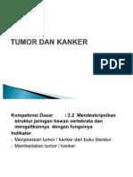 Ppt Tumor Dan Kanker