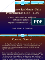 Problemas Ambient Ales Rio Tartagal Bartoloni