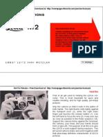 Leica m2 Manual d