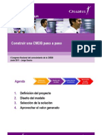 CMDB-Paso a Paso