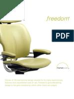 Freedom Brochure
