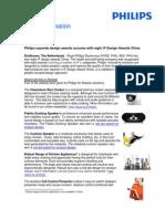 Philips MASTER LEDlamps_received if Design Award China 2010_final