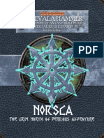 Norsca - WFRP2