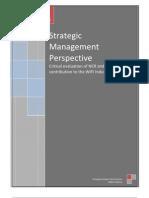 Strategical analysis of  NCR WIFI by Kedari Kiran