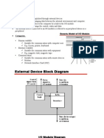 External Devices and IO Module