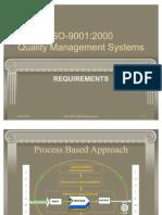 ISO-9001 2K Requirements 101003 Dep