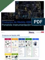 ABB Instrumentation Port a Folio 2011