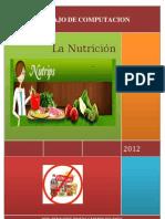 La Nutricion Cb ATC IBARRA