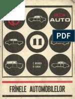 Frinele automobilelor