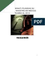 El Illuminati en Mexico 2010