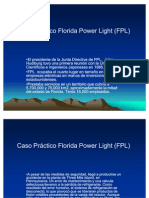 Caso Prctico Florida Power Light Deming