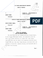 2011-12-30 Swensson Motion for Severance & Separate Hearing