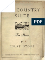 Court Stone Country Suite