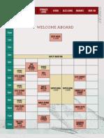 Cayamo 2012 schedule