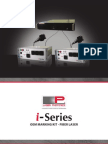 I-Series Brochure - Laser Photonics - 407-829-2613