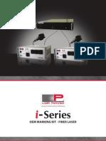 I-Series Brochure - Laser Photonics - 407-829-2613