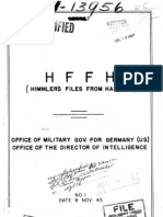 p HFFH Himmlers Files From Hallein