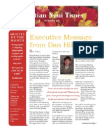 Tahitian Noni Times – November 2008 Newsletter