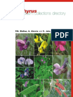 Lathyrus Germplasm Collections Directory