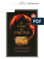 Egeland Tom - El Final Del Circulo