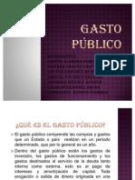 EXPOSISCION GASTO PUBLICO