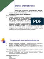 Sistemul-organizatoric