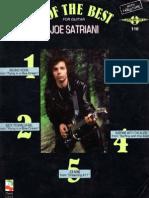 Joe Satriani - 5 of the Best