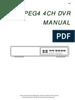 DR040 Manual V1.0