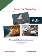 Manual Metering Strategies
