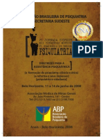 XII CONGRESSO 2008 - Anais