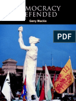 Democracy Defended