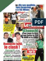 LE BUTEUR PDF du 29/01/2012