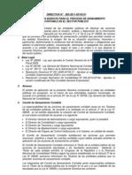 Directiva de to Contable