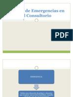 Manejo de Emergencias en El Consul to Rio