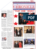 Chronicle Nov 12 08