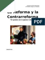 Ensayo Reforma y Contrarreforma