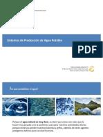 Sistemas de Producción de Agua Potable.