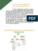 2. General Ida Des Enfermedad Cromosomica Parte 2.