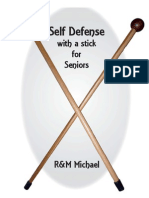 Self Defence With a Stick for Seniors