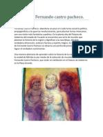 La Obra de Fernando Castro Pacheco