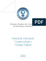 Manual Uroginecologia