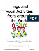 Vocal Activities