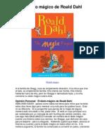 el_dedo_mágico_de_roald_dahl_-_5_estrellas_reseña_del_libro