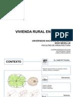 Vivienda Rural